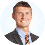 Mathias Loqvist intervjuas inför Patentdagen